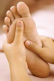 Foot pain Kurrajong