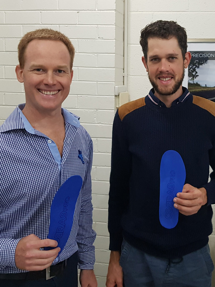 cycling orthotics blaxland